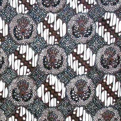 Motif Batik Yogyakarta-INDONESIA