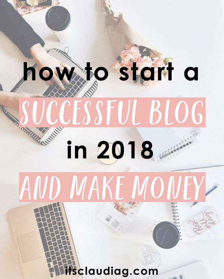HOW TO START A PROFITABLE BLOG IN 2018 – Patricia Austria