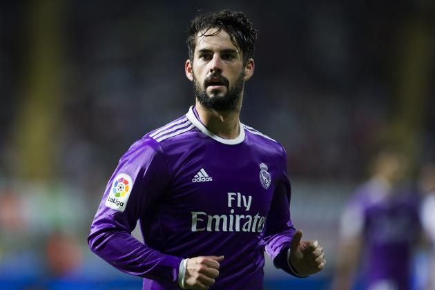 Real Madrid Transfer News: Latest Rumours on Isco and James Rodriguez