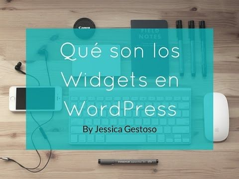 Qué son los widgets en WordPress - FRIKYMAMA : Diseño personalizado y ayuda para bloggers.