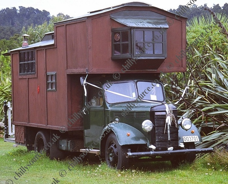 A Custom Mobile Home