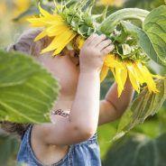 Φρεσκάρισμα του κήπου(βεράντα) σας με τα παιδιά σας