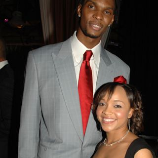 Chris Bosh Baby Mama - Allison Mathis Basketball Wives  The Jasmine Brand reports that Chris Bosh's baby mama Allison Mathis claims that the former NBA star got her fired from Basketball Wives. The NBA champion would have most likely reconsidered that decision if he knew about his career ending injury. Last month an NBA doctor ruled that Chris' career is over because of the blood clots in his legs and lungs.  It was all good a few years ago. Chris joined LeBron James and Dwyane Wade in Miami…