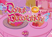 minijuegos de cocina donuts decoration