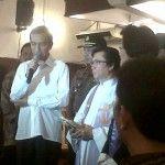 Malam Natal, Jokowi Kunjungi Gereja Katedral