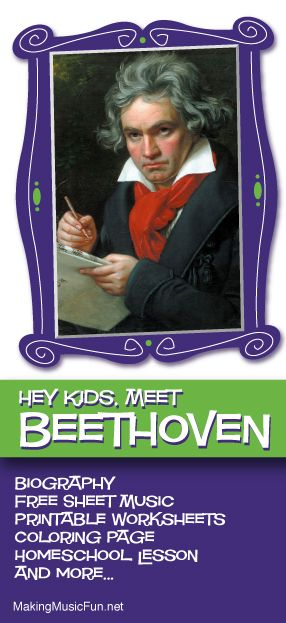 a biography of ludwig van beethoven and his classic music legendary