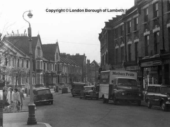 Elm Park, Brixton Hill 1967