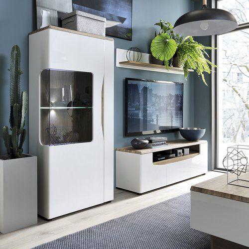 Die besten 25+ TV Schränke Ideen auf Pinterest Fernseher für - schrankwand wohnzimmer modern