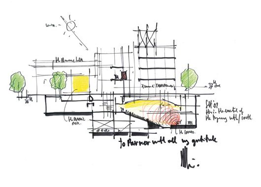 Renzo Piano Building Workshop - Projects - By Type - Renovation and Expansion of the Morgan Library