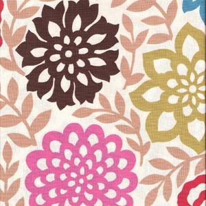 Die-Cut Floral Brown ~ Petal Pusher