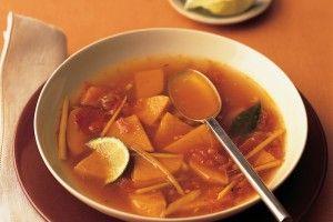 ... Spicy Sweet Potato Soup on Pinterest | Sweet potato soup, Potato soup