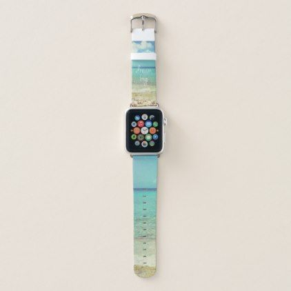 Dream big apple watch band - funny quote quotes memes lol customize cyo