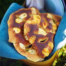 Провансальский хлеб с розмарином