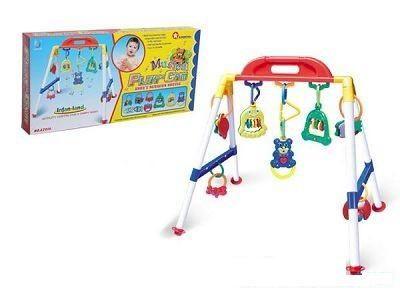 PLAYGYM TYPE A - http://grosirmainananakku.com/playgym-type-a/ Untuk merangsang kemampuan motorik kasar dan halus bayi. Dilengkapi dengan mainan-mainan kecil yang bisa dilepas untuk dimainkan secara terpisah. Mengeluarkan musik. Usia 6bln+  #PLAYGYM, #PLAYGYMTYPEA