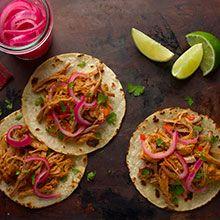 Slow Cooker Cochinita Pibil Tacos | GOYA