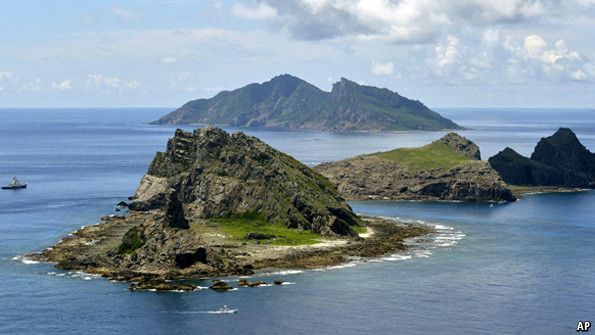 The Economist explains: Who really owns the Senkaku islands? | The Economist