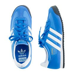 Kids' Adidas® blue Dragon sneakers