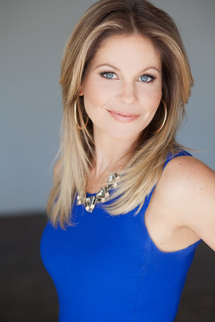CANDACE CAMERON BURE ⇨ Follow City Girl at link https://www.pinterest.com/citygirlpideas/ for great pins and recipes!  ☕