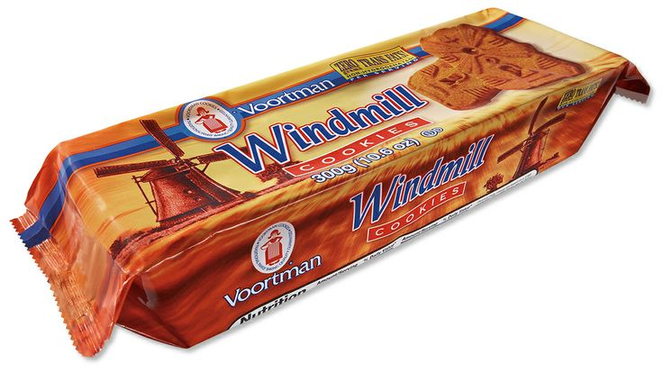 Windmill Classic Cookies - Voortman Cookies