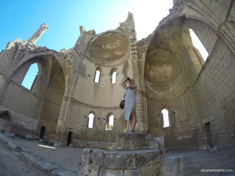 St George of the Greeks Church, Famagusta Cyprus #idowhatiwanto