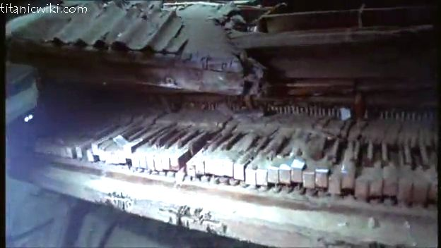 Artifacts From Titanic Wreckage | Where is the Titanic now ? Location, map, Titanic wreck site