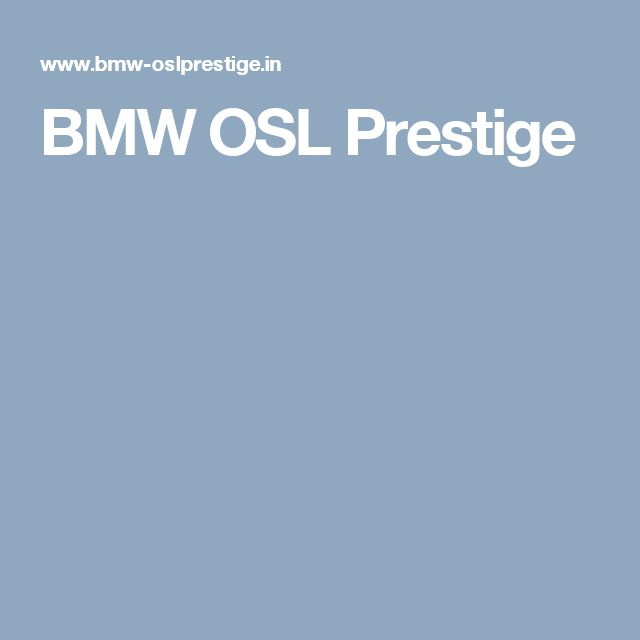 OSL Prestige Kolkata is an authorized dealer for BMW luxury cars that aims to offer diverse buying options at affordable prices. For new and used luxury cars related queries,contact OSL Prestige @ +919874058048.