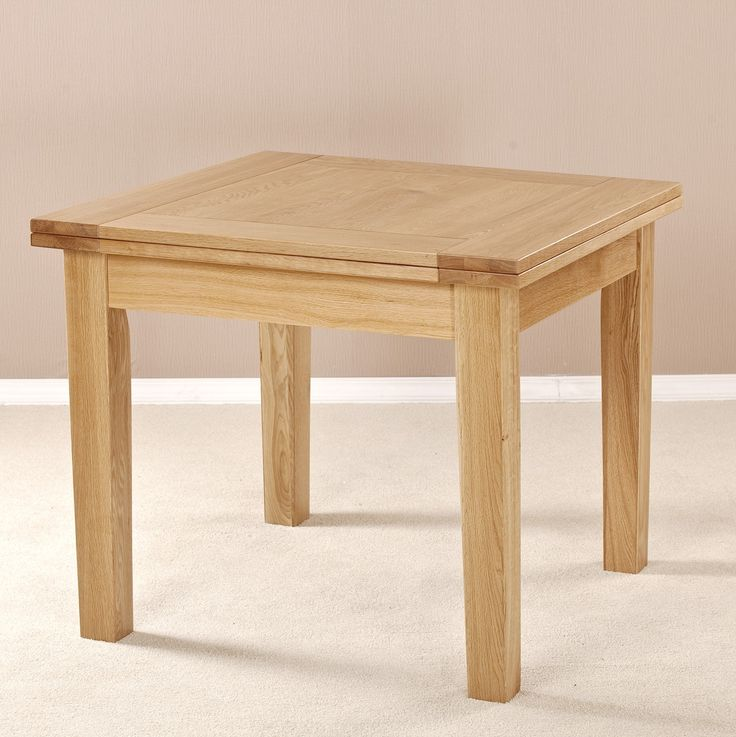 Solid American White Oak Easy Flip Top Extension Perfect For The Smaller  Room Smooth Satin Lacquer Finish Delivered Fully Assembled mm mm mm inches  inches. 100 best Oak Furniture images on Pinterest   House furniture
