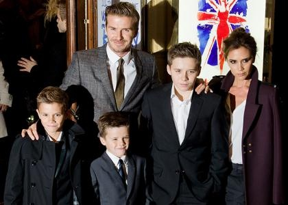 David  Victoria Beckham: Back To England! -                                     After finishing his soccer duties here in the states, it looks like  David and  ... Victoria Beckham is married to soccer superstar David Beckham and often confuses