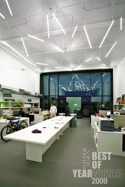 Belzberg Architects Group 20th Street Offices Office Design Studios Interior