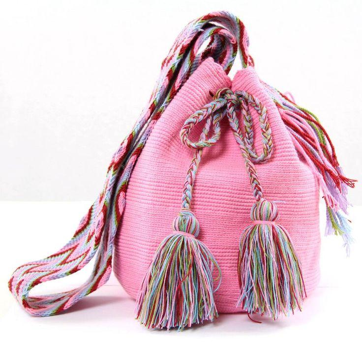 Pretty in Pink - Mochila Bag