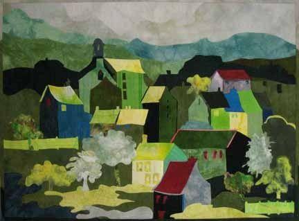 Elizabeth Barton - Greenhouses