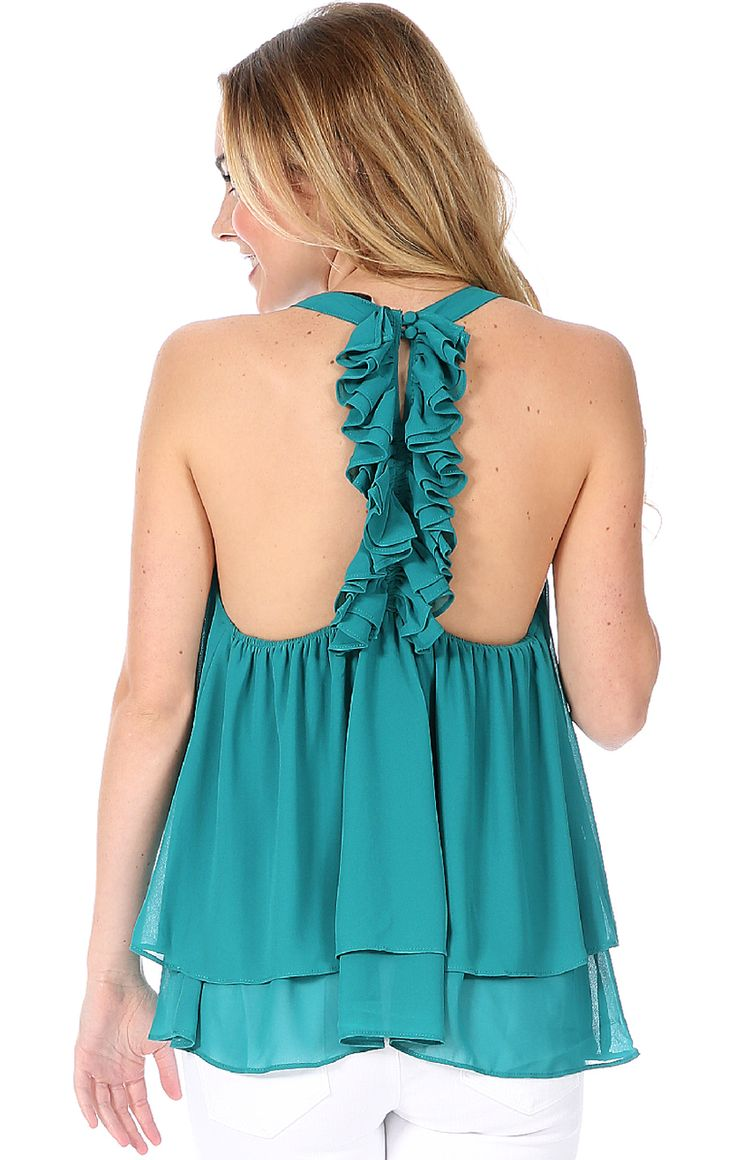 Cambria Top - Revelry  House Tours-paired with Skylar Short Tulle Skirt