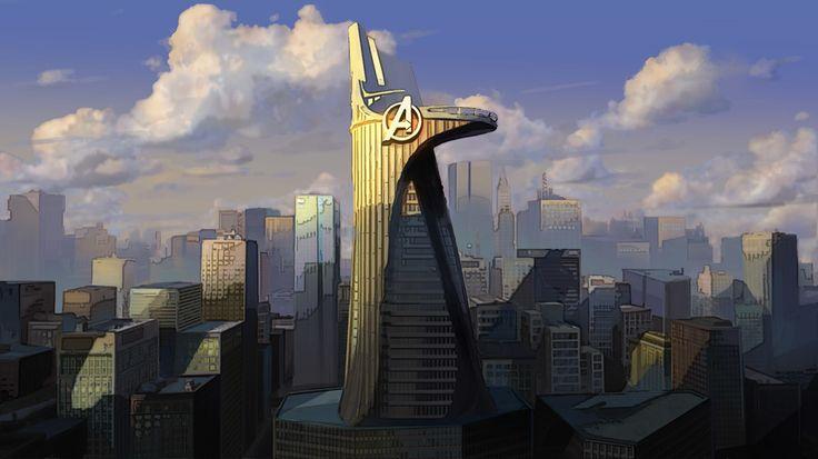 Stark Tower Floor Plan Google Search Illustrations Art