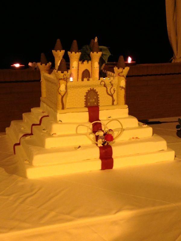 Wedding Cake Il Castello