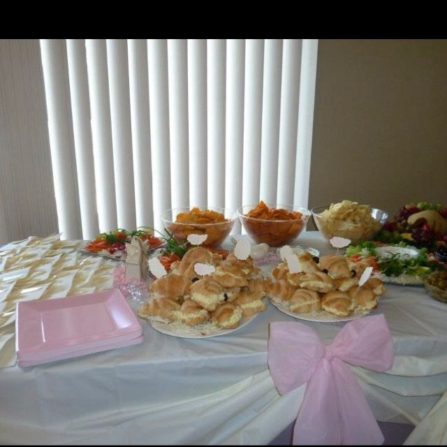 baby shower food table more babyshower ideas baby shower ideas baby