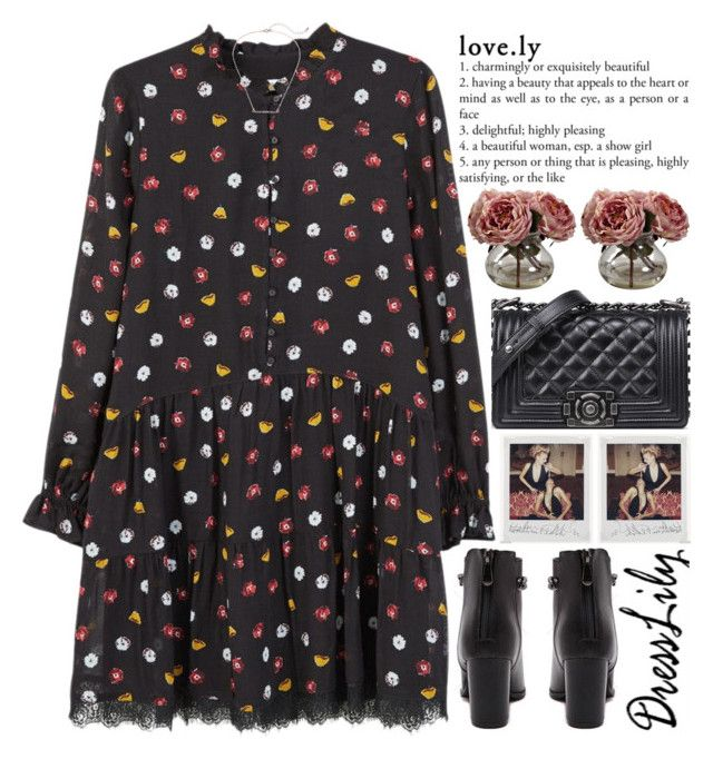 obsessed with wearing dresses lately bc i'm too lazy to put on pants by exco on Polyvore featuring MANGO, Nearly Natural, vintage, clean, dresslily, organized and dezzal