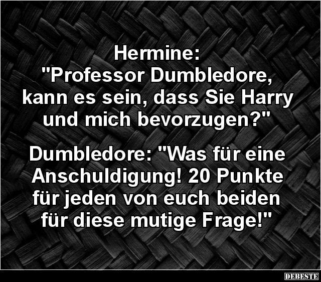 Hermine Professor Dumbledore Kann Es Sein Lustige Bilder Spruche Witze Echt Lustig Harry Potter Zitate Zitate Aus Harry Potter Lustige Bilder