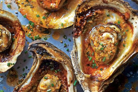 South's Best Oyster Recipes