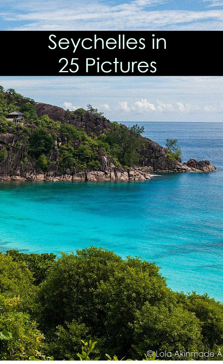 Motivational pictures to eager one's desire to fly to beautiful Seychelles!