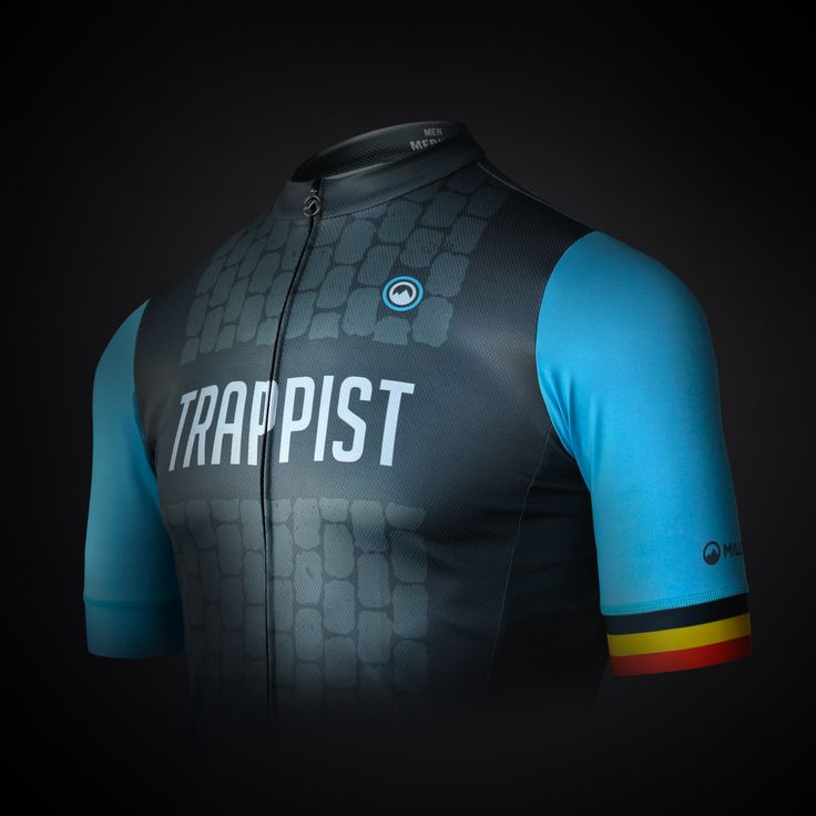 Trappist Jersey by Milltag