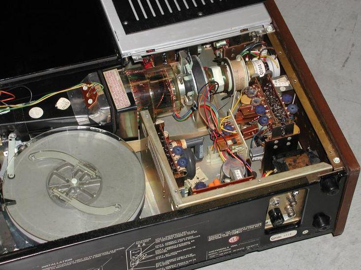 EVR rendszer - Elektronika,tech,retro-hírportál