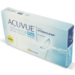 Producent: Johnson & Johnson Marka: Acuvue Częstotliwość wymiany: 1-2 tydzień Materiał: 53% Galyfilcon A Zawartość wody: 47% Ilość soczewek w opakowaniu: 6 Tryb noszenia: dzień