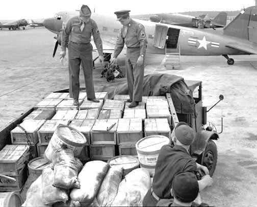 The Berlin Airlift Pictures | Jeannine Blog: Berlin Blockade Airlift