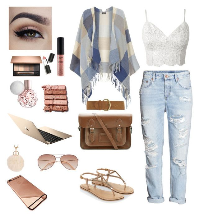 Casual day out by mollzhav on Polyvore