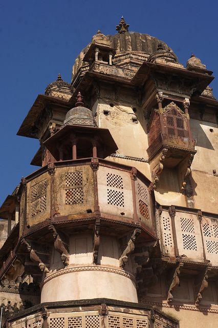 Jahangir Mahal - Orchha, India