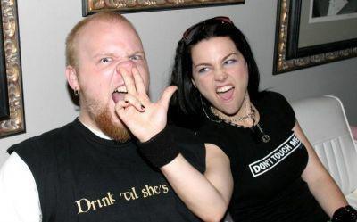 Amy Lee & Ben Moody