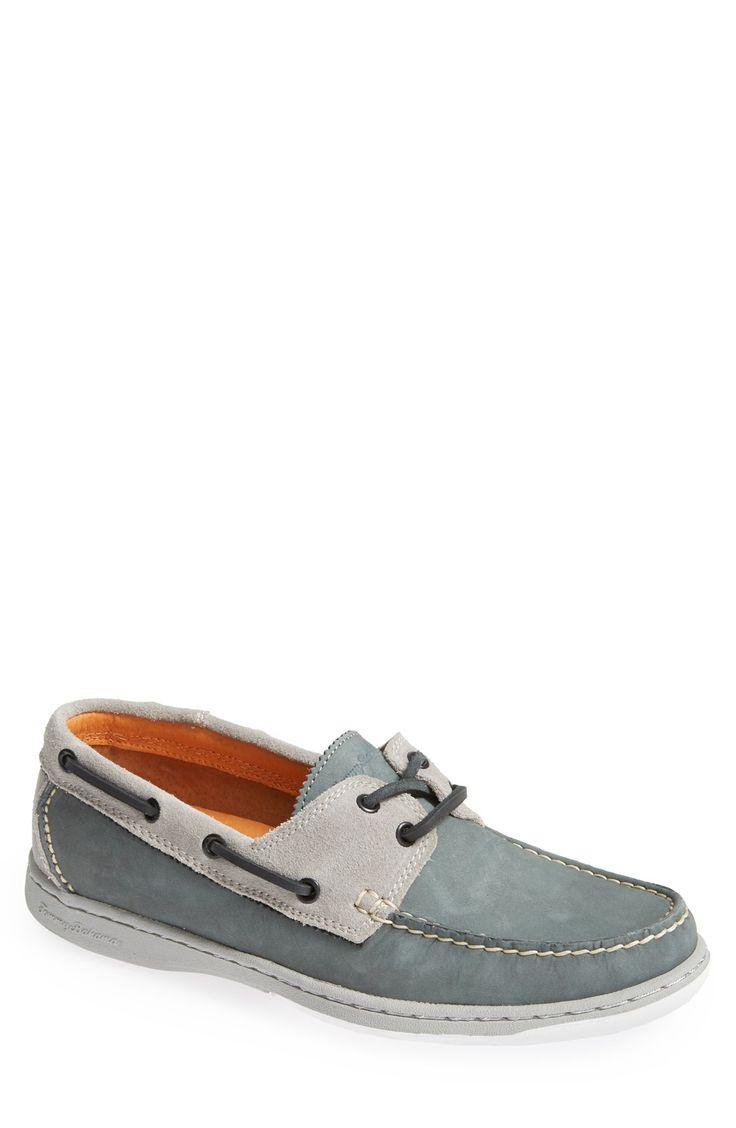 Zapatillas de barco Crest Docksides para hombre, Tan Nubuck, US 8 M