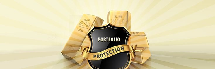 This infographic explain why holding physical gold through your tax-favored Individual Retirement Account will add protection to your investment portfolio