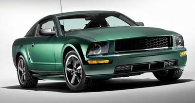 I'm hoping to cast someone as the Meth Kingpin just because he owns a Bullitt Mustang.  ;-)