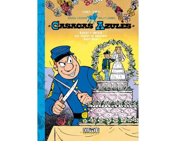 CATALONIA COMICS: CASACAS AZULES 06 (1983-1985)